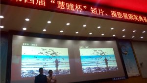 Award Ceremony for 4th Sharp Eye Cup: Video and Film Exhibition held in LZU